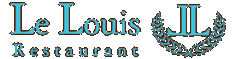 Le Louis – Restaurant à Paris Logo
